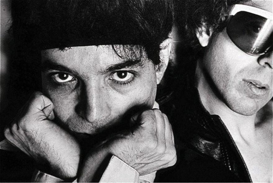 Suicide Alan Vega & Martin Rev