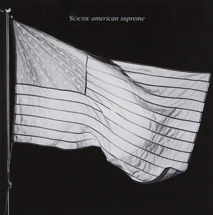 American Supreme bySuicide Alan Vega & Martin Rev