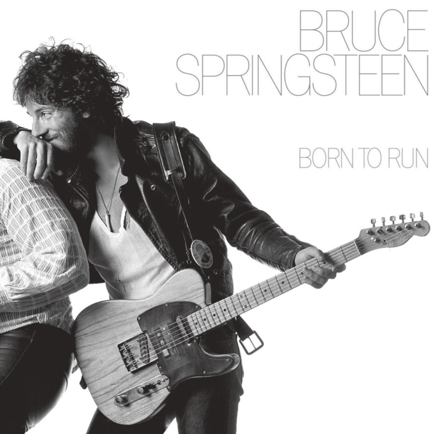 "Bruce Springsteen ""Born To Run"" Cover"