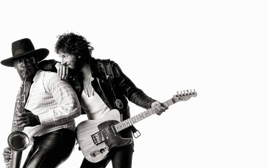 "Bruce Springsteen ""Born To Run"" Full Cover"