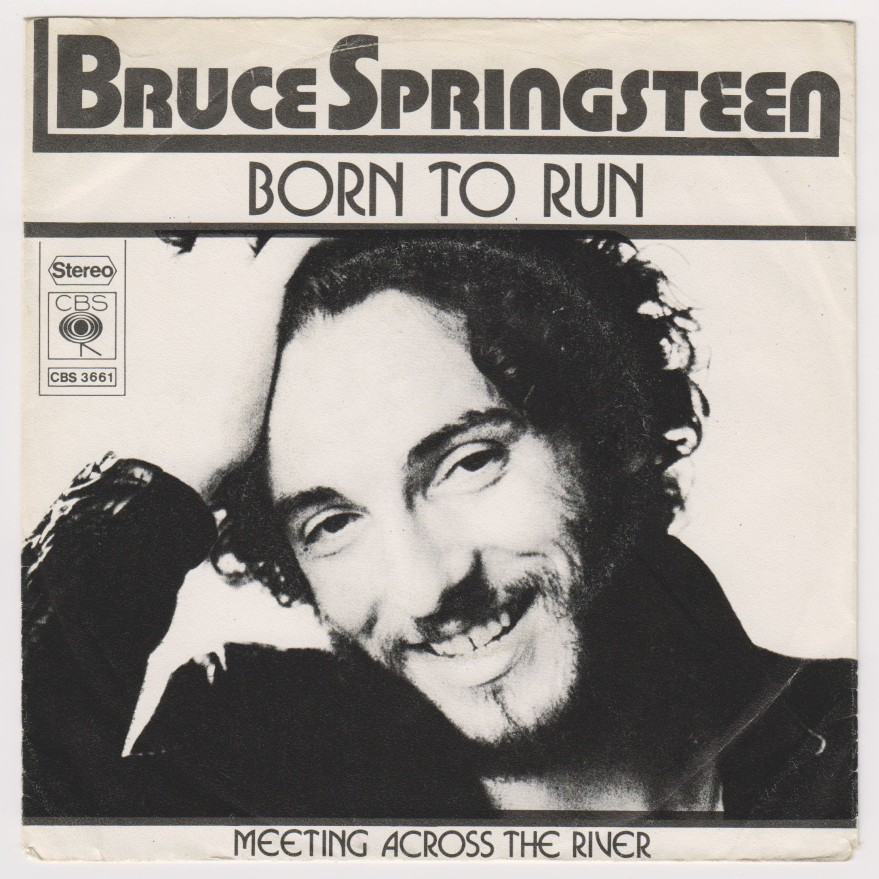 "Bruce Springsteen ""Born To Run"" / ""Meeting Across The River"""