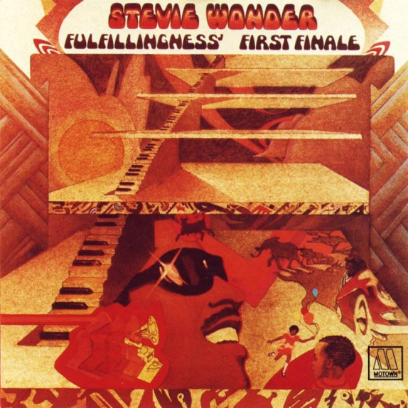 Stevie Wonder - Fulfillingness First Finale