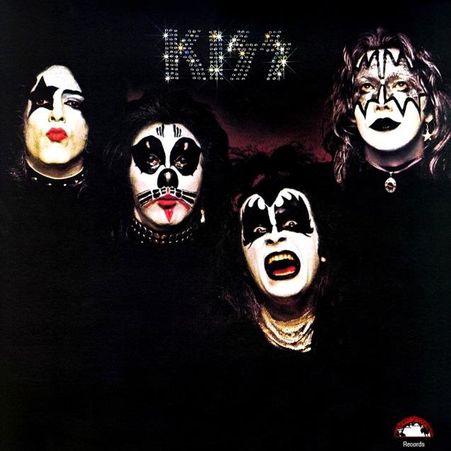 KISS by Kiss Casablanca 1974