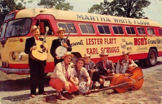 Hillbilly Music Lester Flatt & Earl Scruggs The Foggy Mountain Boys