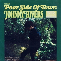 Johnny Rivers - Poor Side Of Town / A Man Can Cry - Imperial - USA - 66205 SM