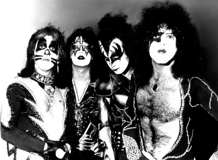 KISS 1970's