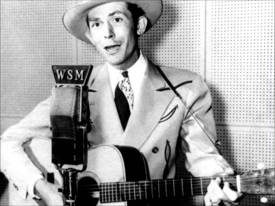 Moanin' the Blues by Hank Williams 1952 MGM Records