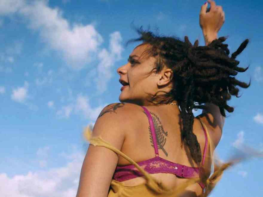 Optimism … Sasha Lane in American Honey. Photograph: Allstar/Film4