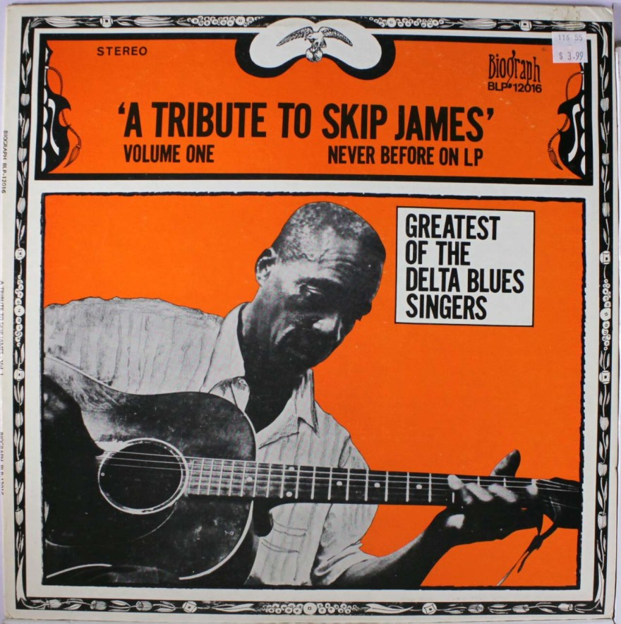 Skip James - Greatest Of The Delta Blues Singers