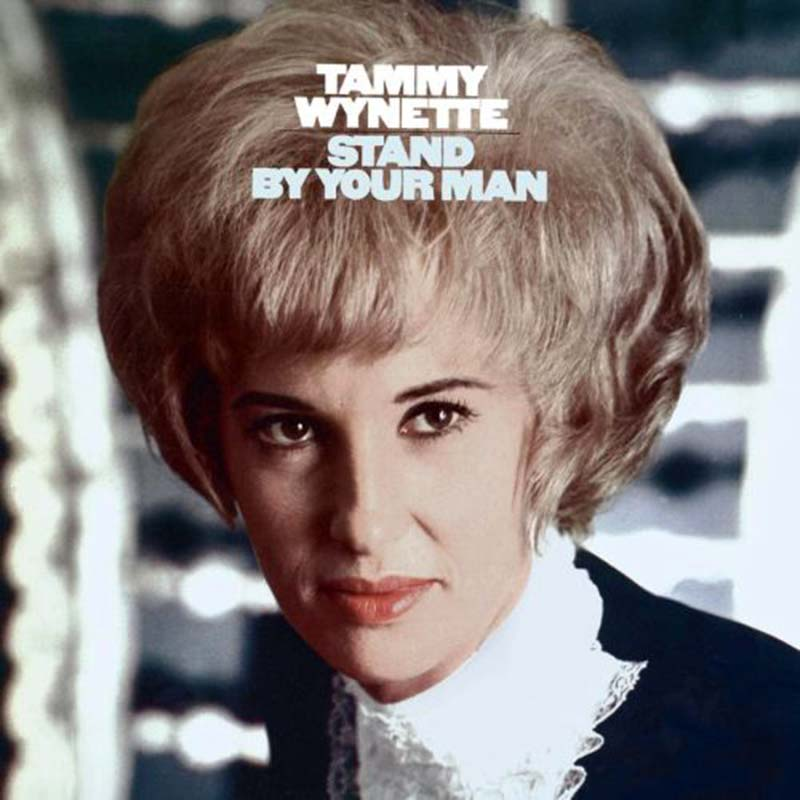 Tammy Wynette ‎– Stand By Your Man 1969