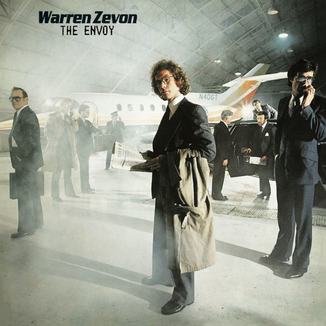 The Envoy by Warren Zevon