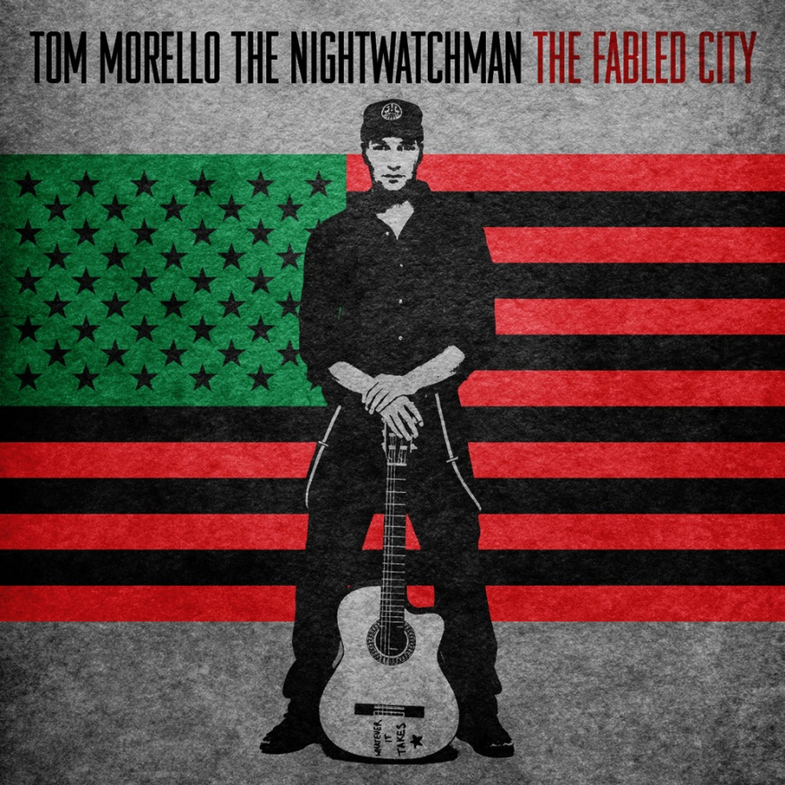 The Nightwatchman -The Fabled City
