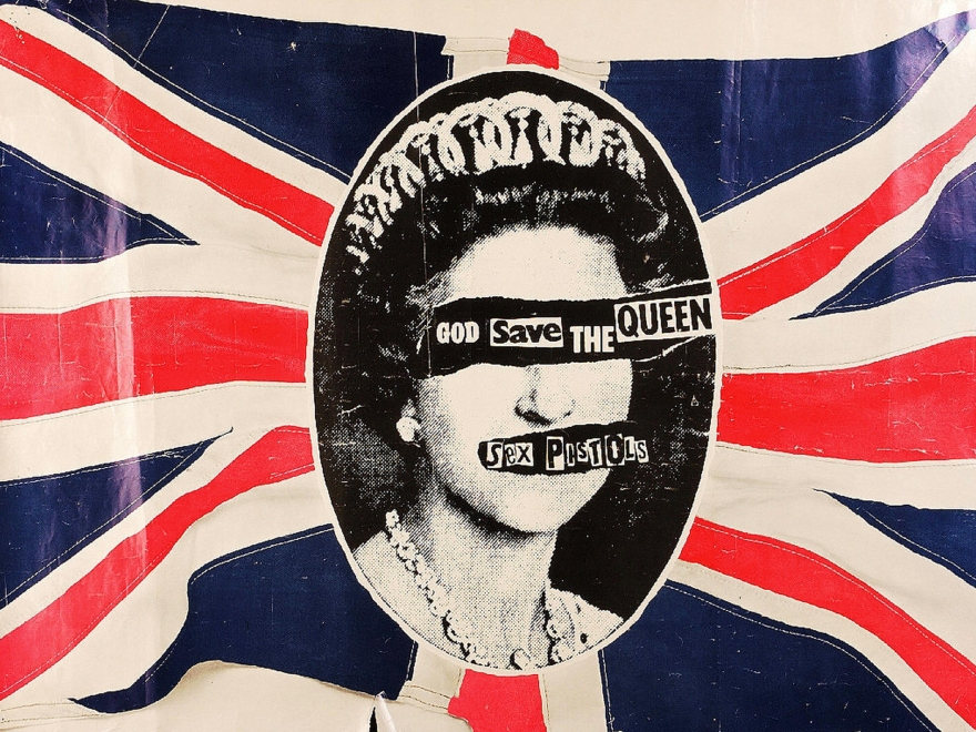 The Sex Pistols: God Save The Queen