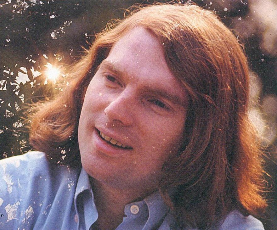 "Van Morrison ""Astral Weeks"" 1968"