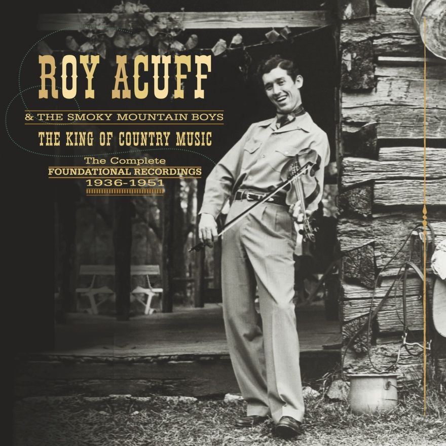 "Roy Acuff ""Wreck on the Highway"""