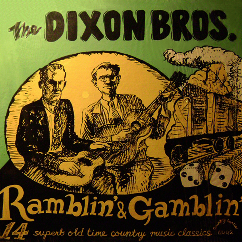 """I Didn't Hear Nobody Pray"", by the Dixon Brothers"
