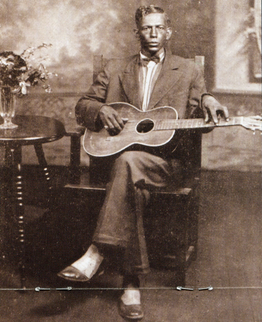 The Origins of the Mississippi Delta Blues Charley Patton