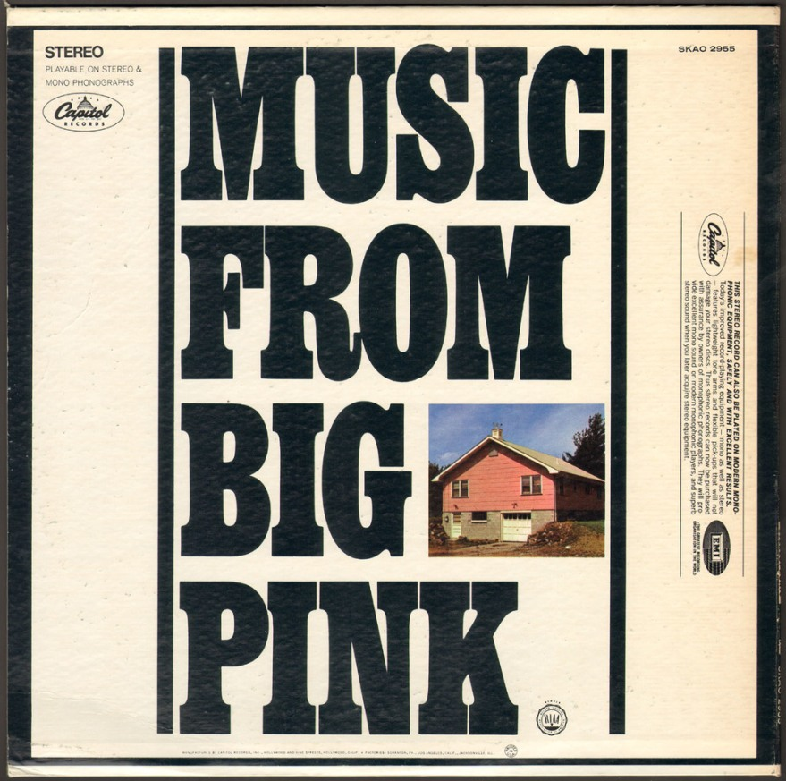 Music from Big Pink by The Band