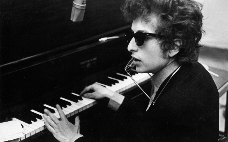 Music from Big Pink - Bob Dylan 1965