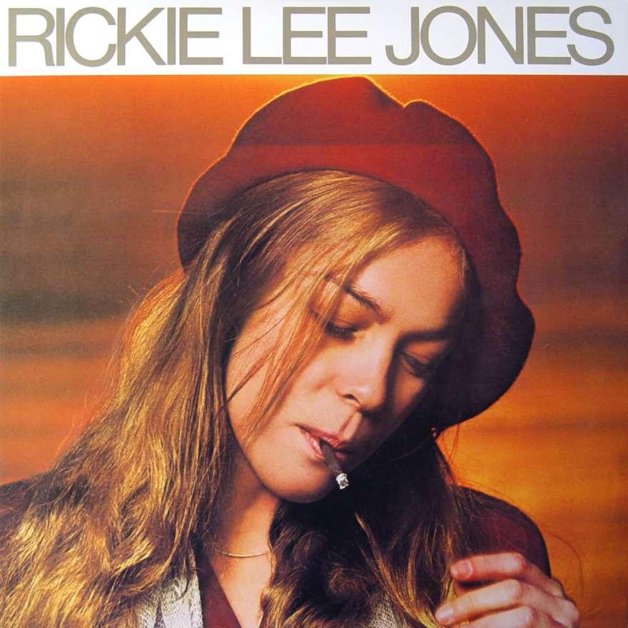 """""""Rickie Lee Jones"""" by Rickie Lee Jones"""