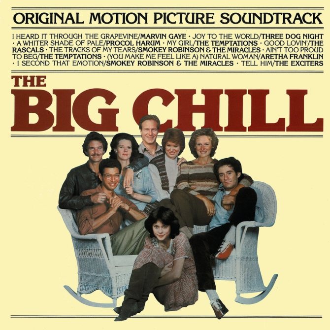 The Big Chill Soundtrack