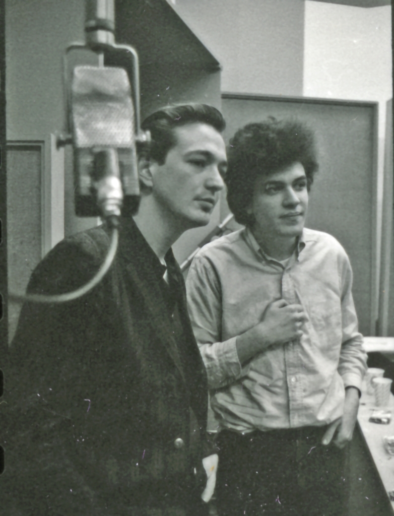 The Butterfield Blues Band: Charlie Musselwhite & Mike Bloomfield