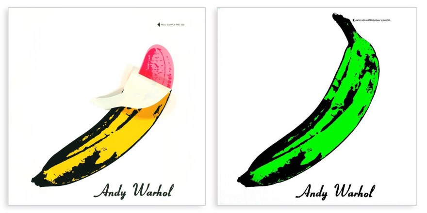 The Velvet Underground & Nico Alternate Cover