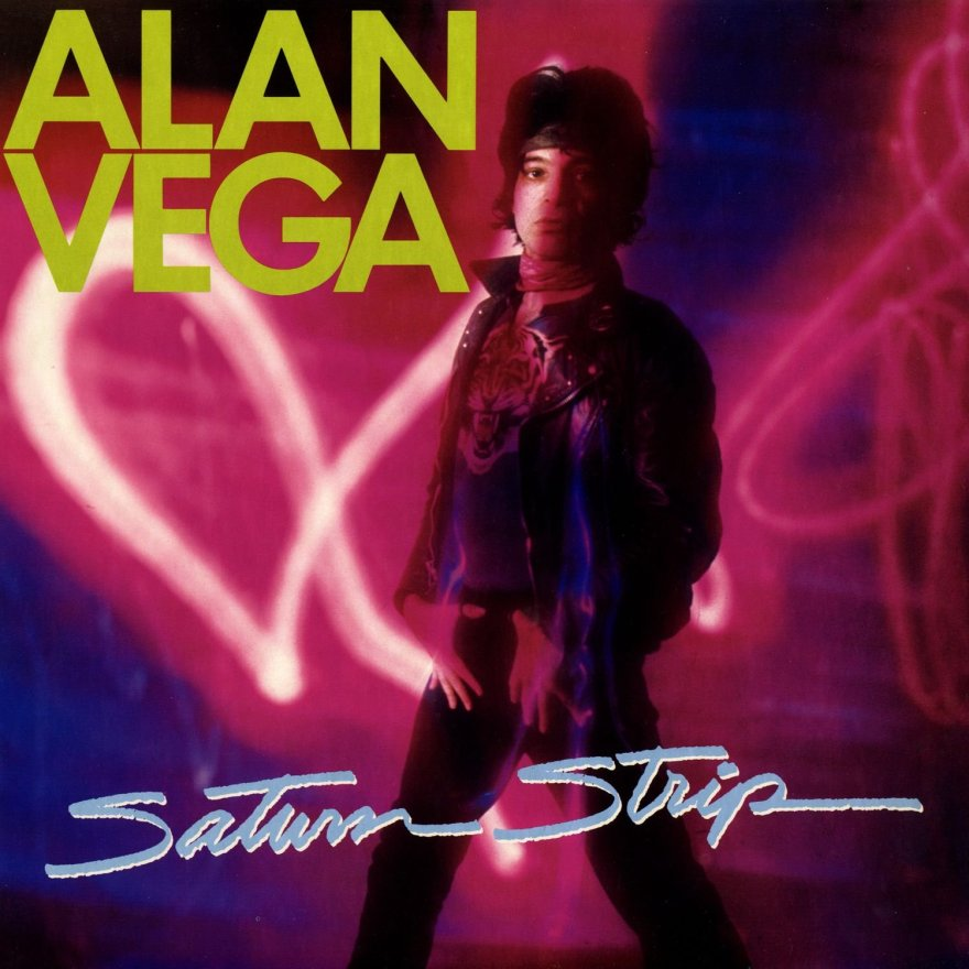 Saturn Strip byAlan Vega